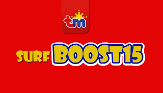 TM SurfBoost15 – 1GB data for 15 Pesos, Add-on to EasySurf promos