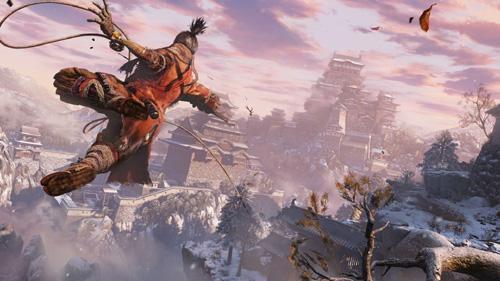 Standalone Game Komputer Sekiro: Shadows Die Twice