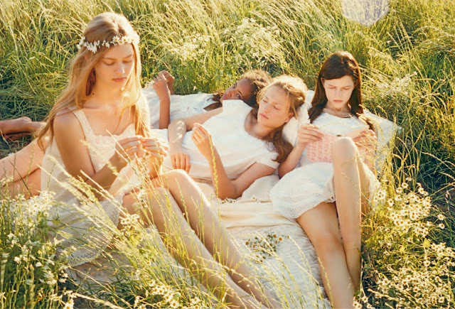 Summer Inspiration Via The Virgin Suicides