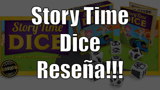 Story Time Dice The Board Game Review