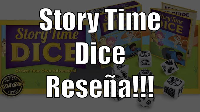 Story Time Dice Reseña!!!