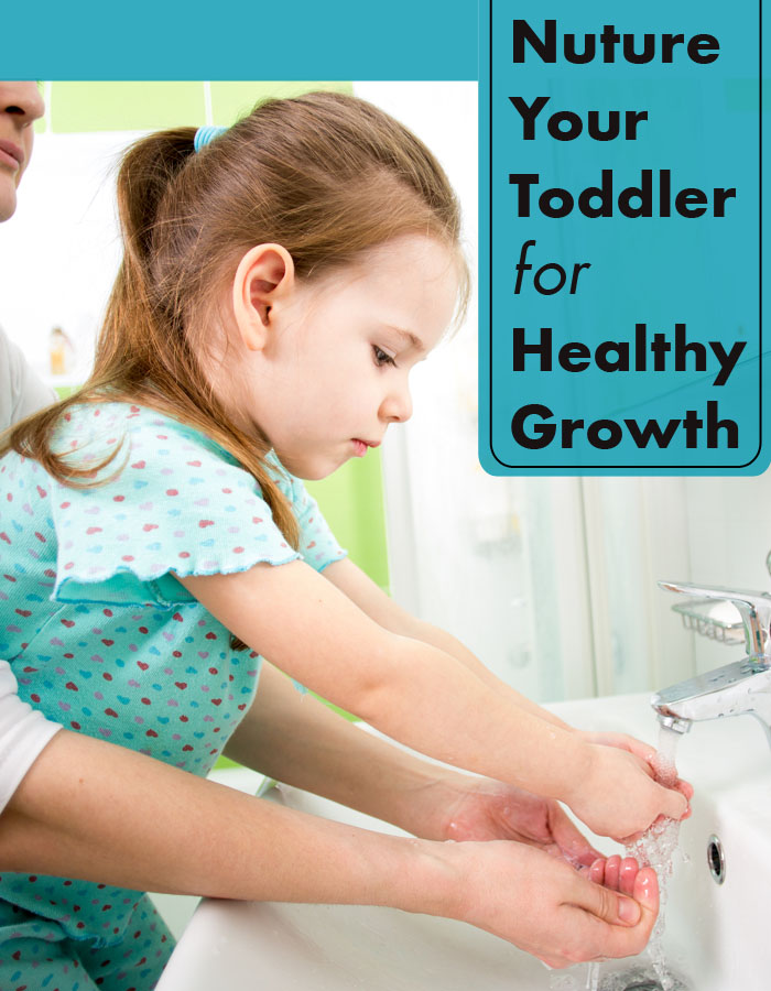 Nurture Your Toddler for Healthy Growth