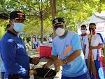 BP Batam Hadiri Perayaan Hari Perhubungan Nasional Bersama KSOP Batam