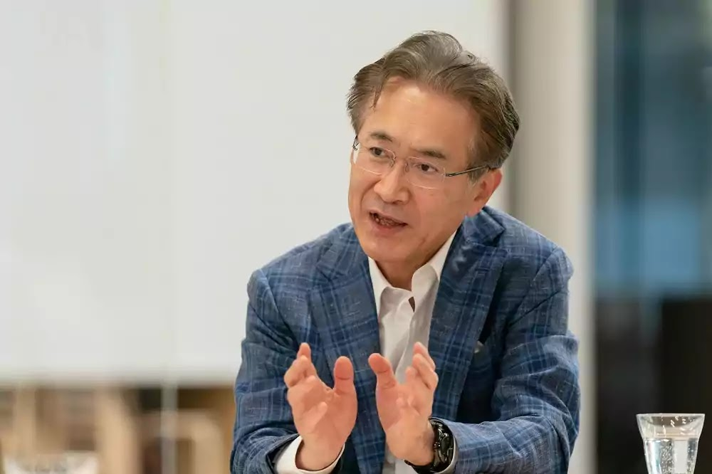 Kenichiro Yoshida, Sony CEO