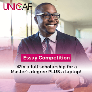 UNICAF Essay Competition 2020 | Win Scholarship & Laptops