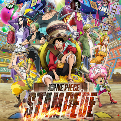 One Piece Stampede Blu-ray Subtitle Indonesia