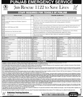 Rescue-1122-jobs-2021-pts-jobs-2021
