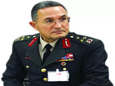 General Erdal Ozturk