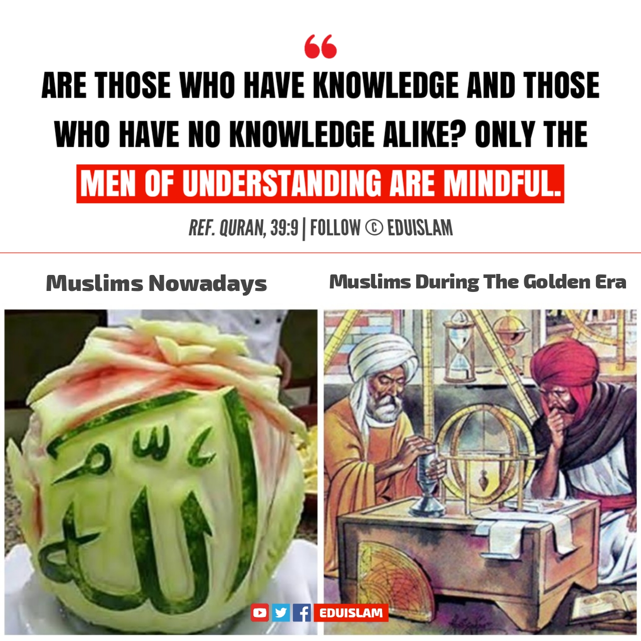 islamic golden age facts, Islam about scientific research, quran about experiments, education, learning in Islam, facts about Muslim golden age, facts of today Muslims