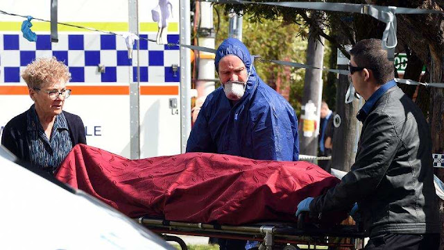 Man Slain Wife, Children, Mother-In-Law In Australia