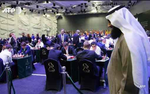 L'Arabie Saoudite a rejeté les décisions d'imams religieux condamnant la pratique du jeu d'échecs en organisant un tournoi international richement doté (2M$). En revanche l'image du royaume reste noircie par le refus d'accorder des visas aux joueurs israéliens - Photo © AFP