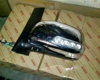 Spion Mobil Innova 2009
