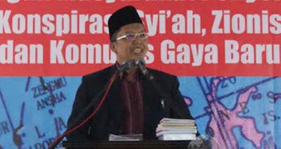 Alfian Tanjung Dipolisikan karena Beri Materi ceramah tentang Bahaya PKI