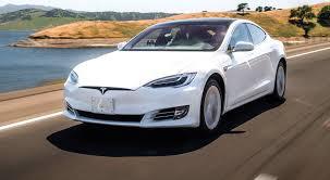 Tesla Motor Vehicle