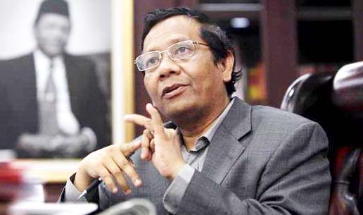 Mahfud MD Khawatir  Pasal Penghinaan Presiden Dimanfaatkan Untuk Tangkapi Oposisi