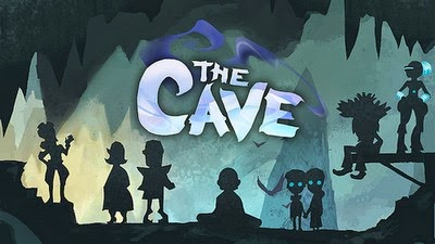 تحميل لعبه الذكاء والمغامره The Cave كامله للكمبيوتر مجانا