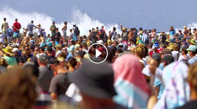 Official Trailer Quiksilver Pro Gold Coast
