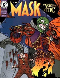 The Mask: Toys In The Attic Comic
