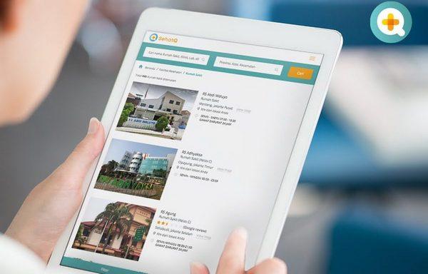 Booking Dokter dengan Mudah di Aplikasi SehatQ.com