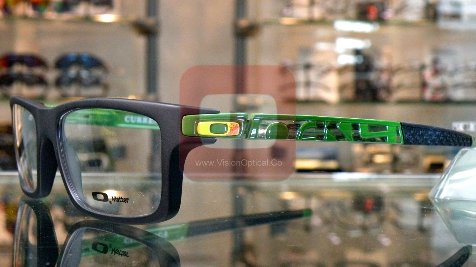 Oakley Currency Jupiter Camo Limited Edition 眼鏡