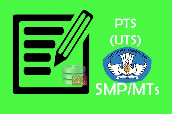70+ Soal PTS UTS Bahasa Indonesia Kelas 8 Semester 2 SMP MTs Terbaru bisa didownload langsung disini, Soal UTS/PTS Bahasa Indonesia SMP/MTs Lengkap dengan Kunci Jawaban