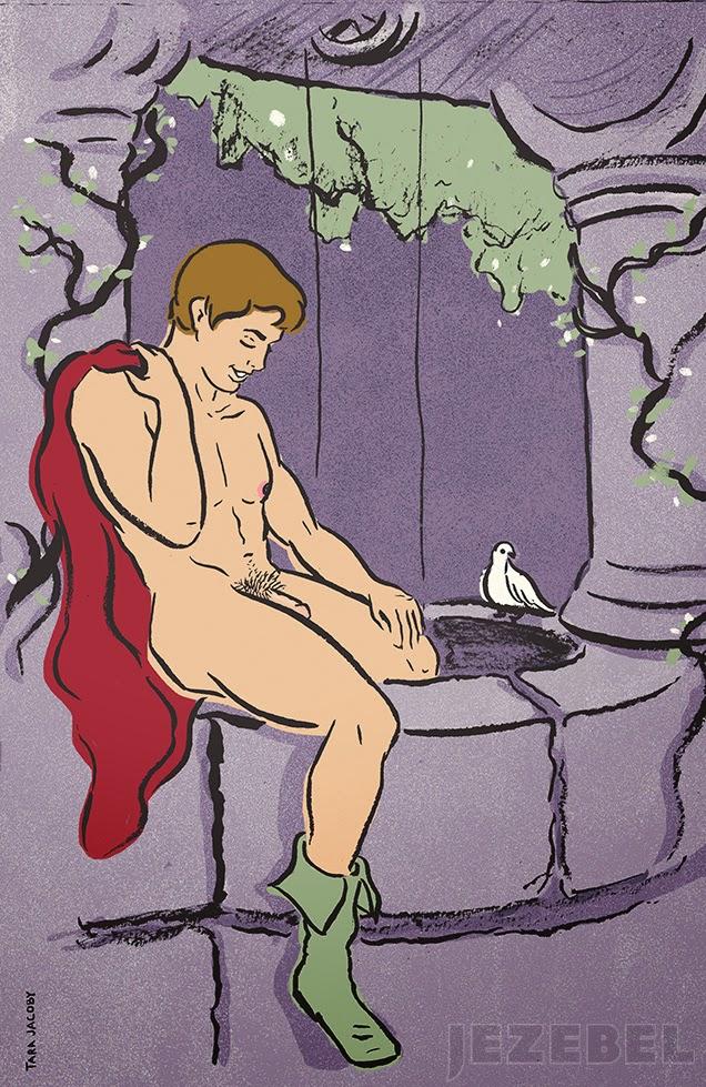 Porno gay in cartone animato