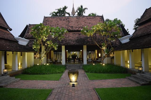 Rachamankha Hotel Chiang Mai