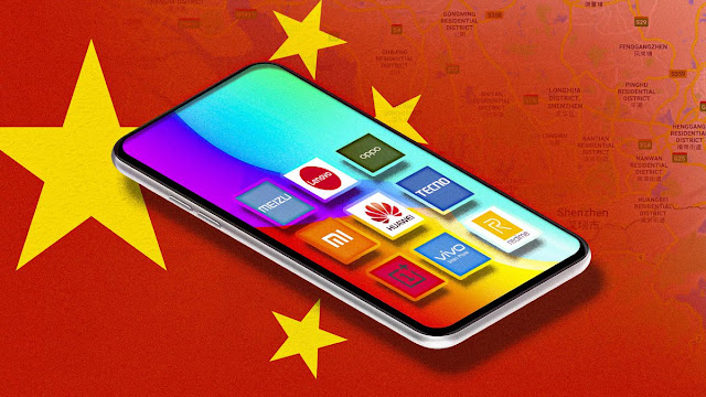 German government starts research into Chinese smartphones
