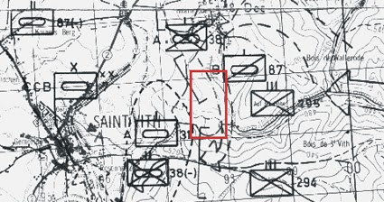 Move to Contact: THE BATTLE OF ST VITH  A Battlegroup 'Wacht