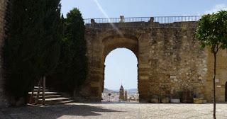 El Arco de los Gigantes.