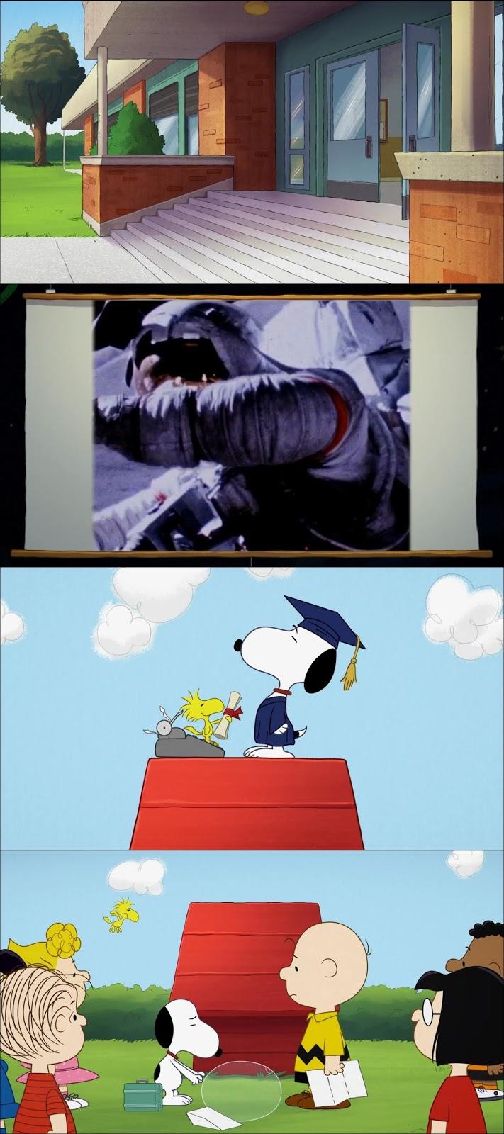 Snoopy en el Espacio Temporada 1 Completa HD 720p Latino