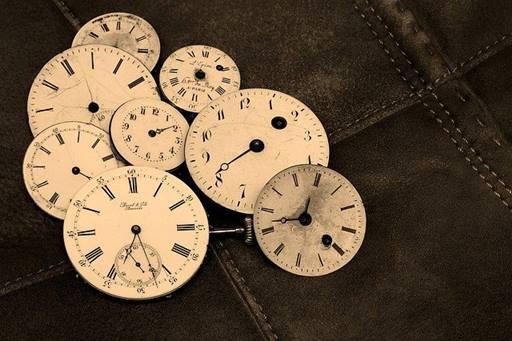 Waktu yang Berjalan Begitu Cepat Sebagai Pertanda Kiamat Sugra