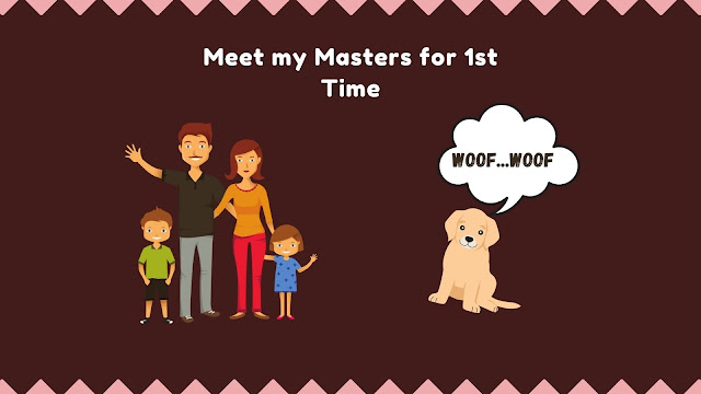 meet my masters for first time