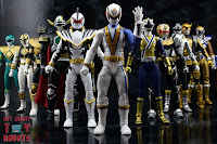 Power Rangers Lightning Collection SPD Omega Ranger & Uniforce Cycle 56