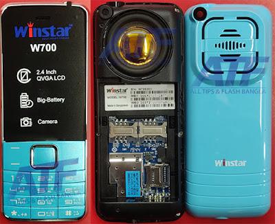 Winstar W700 Flash File