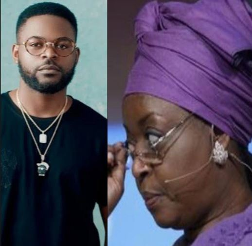 """Who Be Yahoo Yahoo Girl If No Be You"" Falz Blasts Diezani Alison-Madueke #Arewapublisize"