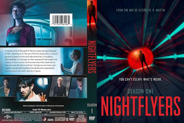 Nightflyers Season 1 DVD