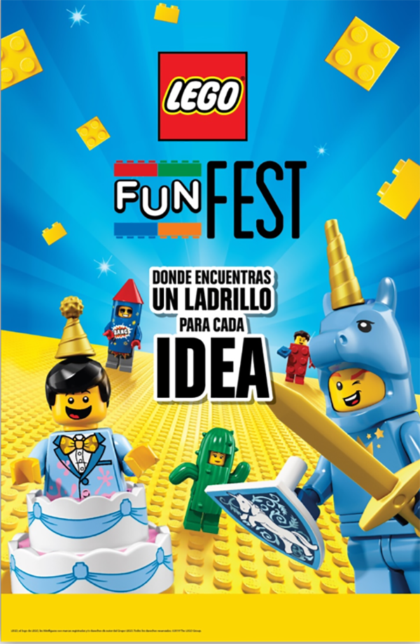 Cuarta-versión-Lego-fun-fest-agenda