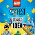 Llega la 4ª versión del LEGO® FUN FEST