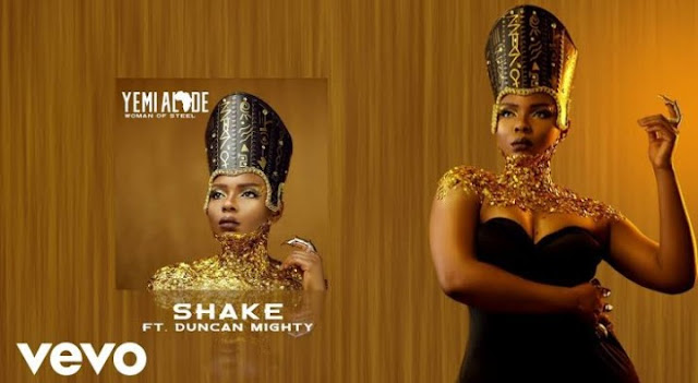 (Video) Yemi Slade ft Duncan Mighty - Shake (Mp4 Download)