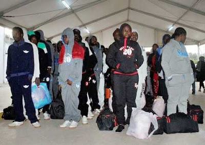 Italy Deports 37 Nigerians