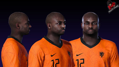 PES 2021 Faces Jetro Willems by Prince Hamiz
