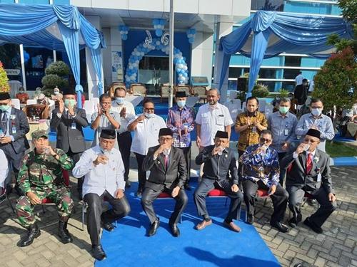 HUT ke-46, Perumda Air Minum Kota Padang Hadirkan Air Minum dalam Kemasan