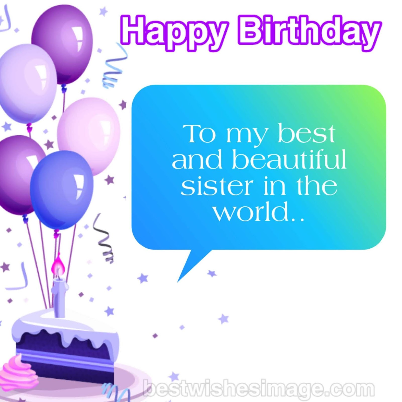 Happy Birthday Images For Elder Or Big Sister Full Hd Images Free Download Best Wishes Image