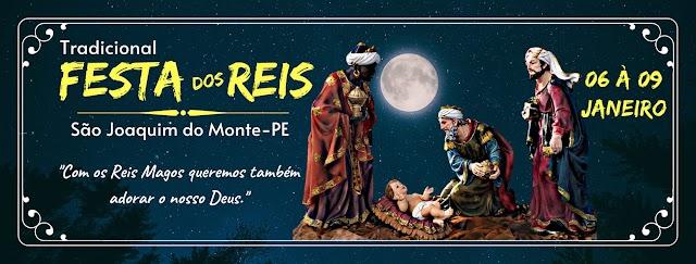 TRADIÇÃO: Paróquia de São Joaquim celebra Festa de Reis a partir da próxima quarta-feira(06)