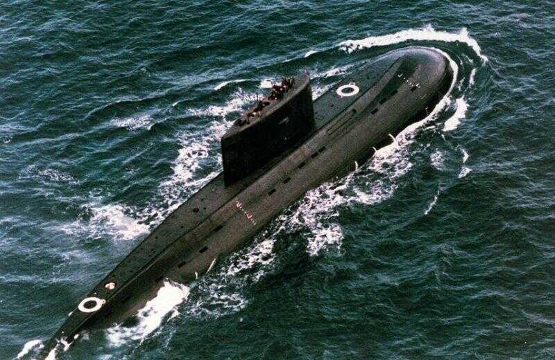 Kapal selam kelas Kilo Iran