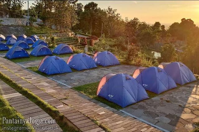 watu tapak camp hill
