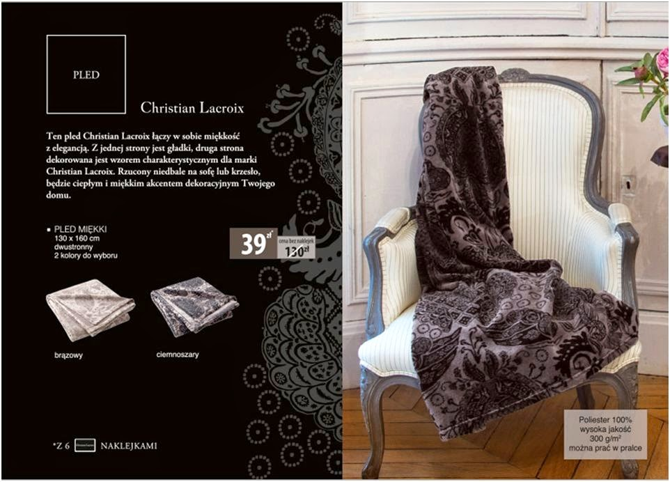 velour home kolekcja christian lacroix. Black Bedroom Furniture Sets. Home Design Ideas