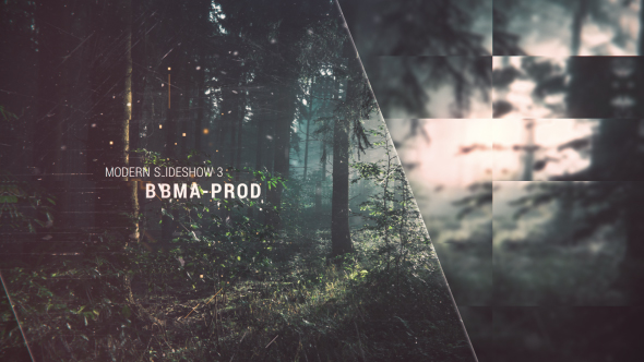 Videohive Modern Slideshow 3 20727077 \u2013 Free After Effects Template