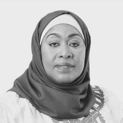 Samia Suluhu Hassan female vice president of tanzania